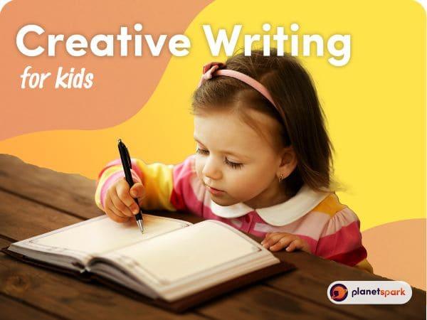 Creative Writing Banner