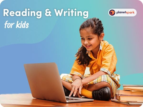 Reading Writing Banner