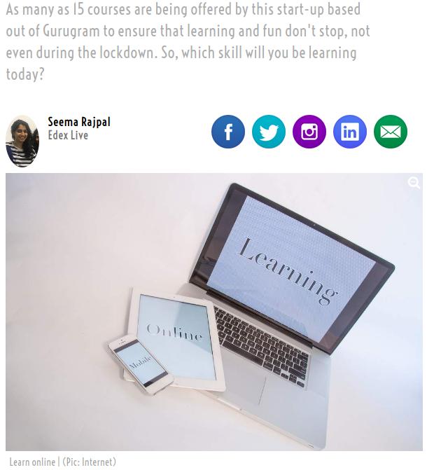 Edex Live Article
