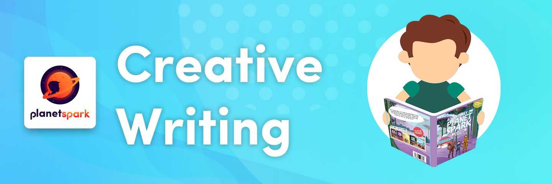 Creative writing cover