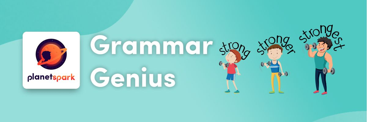 Grammar genius cover
