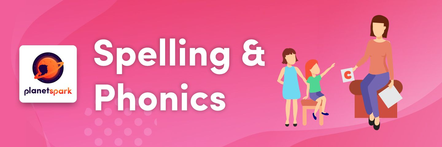 Spelling phonics cover
