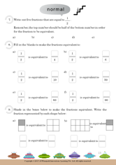 Fractions preview 6