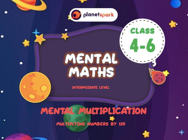Mental maths preview 1