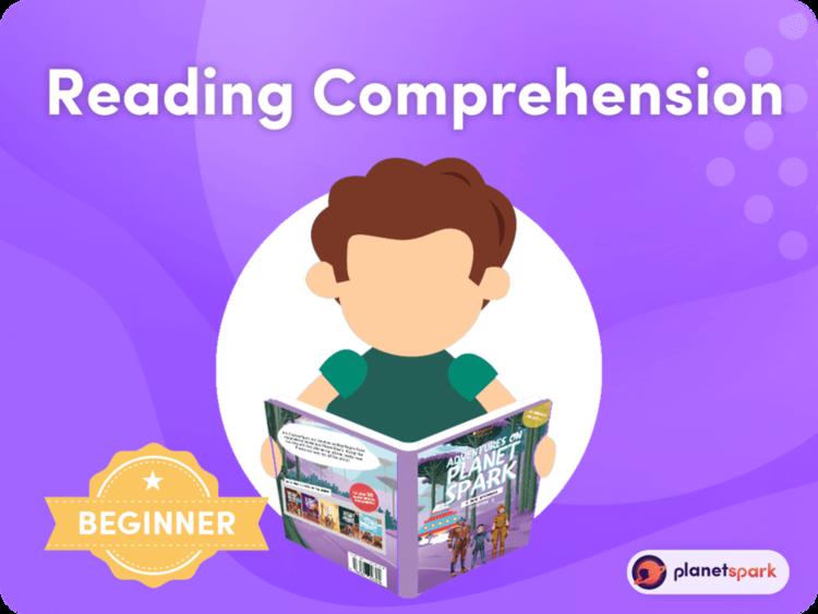 Reading Comprehension (Beginner)