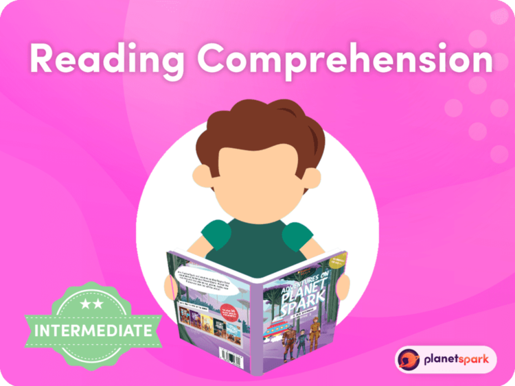 Reading Comprehension (Intermediate)