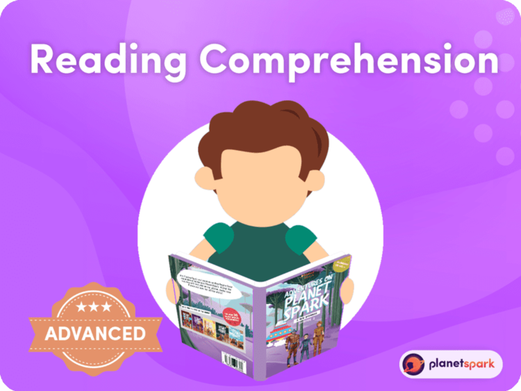 Reading Comprehension (Advanced)