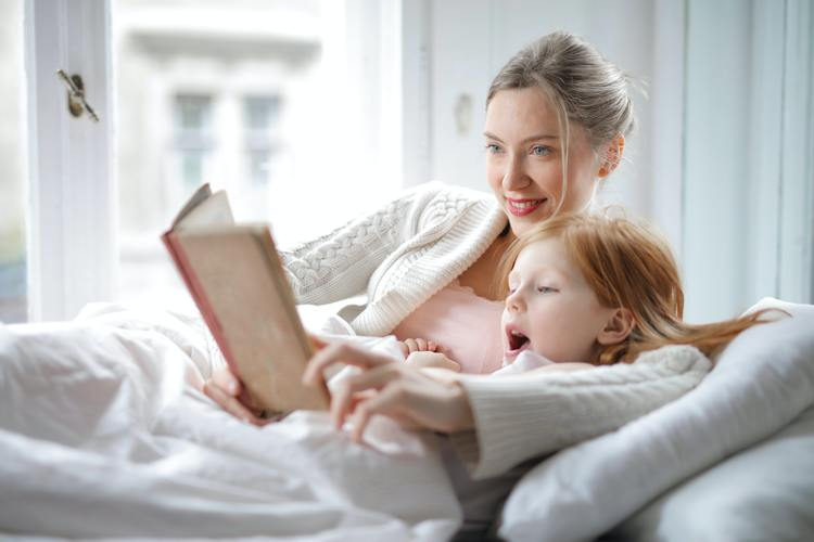 benefits of reading bedtime stories