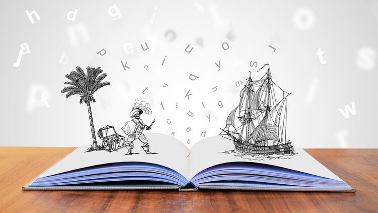 Teaching Elements of Story to Kids