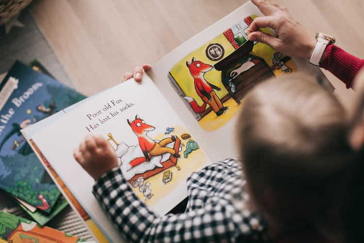 Activities to improve reading fluency in kids